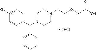 Cetrizine Dihydrochl