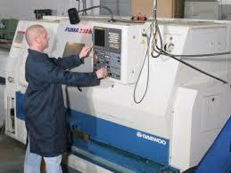 Cnc Trainer Vmc Machine
