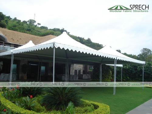Resorts Tensile Roofing