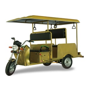 Solar Electric Tricycle CH-D20