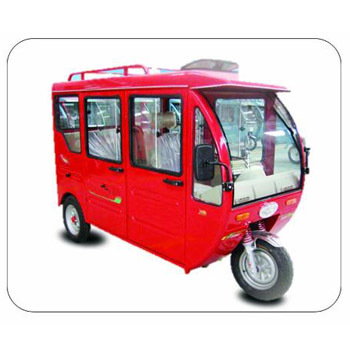 Solar Electric Tricycle JS-CA-OP-04
