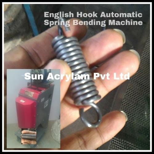 English Hook Automatic Spring Bending Machinery