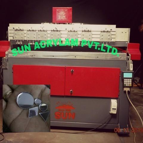 Glass Circle Cutting Machinery
