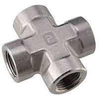 Four Way Pipe Fitting