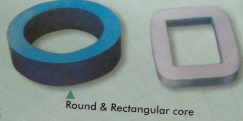 Round And Rectangular Core