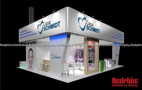 Stall Exhibition Event : Exhibition stall design and fabrication service in