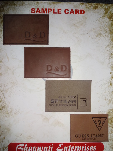 Garment Leather Patches