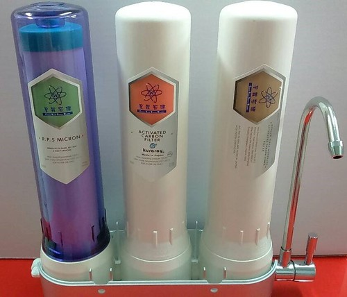 Hydrogen Rich Ions Water Purifier Stage 3 Material: Plastic