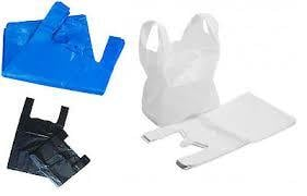 LDPE Shopping Carrier Bags