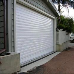 Commercial Use Rolling Shutters
