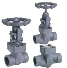 Audco (L&T) Forged Steel Valve