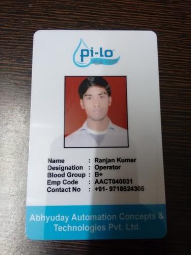 Employee Id Card in  Naraina - I