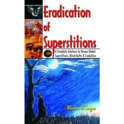 Eradication Of Superstitions Books