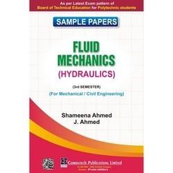 Fluid Mechanics (Hydraulics) (Semester 3) Books