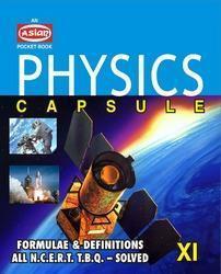 Physics Capsule (Class 11th) Books