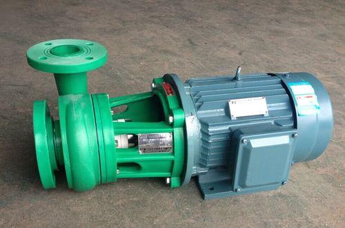 Anti-Corrosive Centrifugal Pump