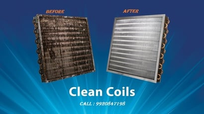 Coil Cleaning Service