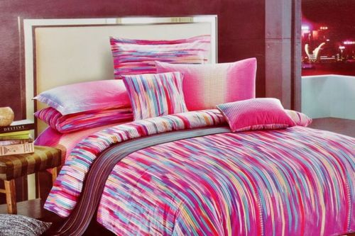 Multi Colored Bed Sheets In Panchkuva