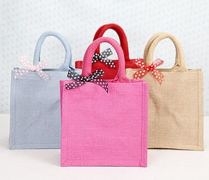 Jute Bags For Gifts