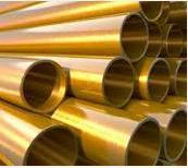 Robust Brass Tube