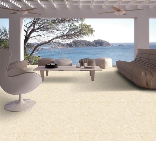 Cream Super Polished Tiles