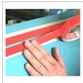 Crepe Paper Masking Tapes