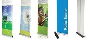 Exhibition Advertising Roller Banners