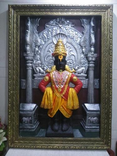 God Vithal Mural