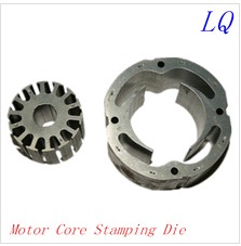 Electrical Motor Loose and Lamination Core Stamping Die