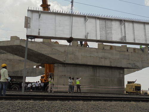 Girder Launching Services