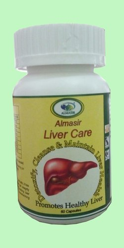 Herbal Liver Care Capsules