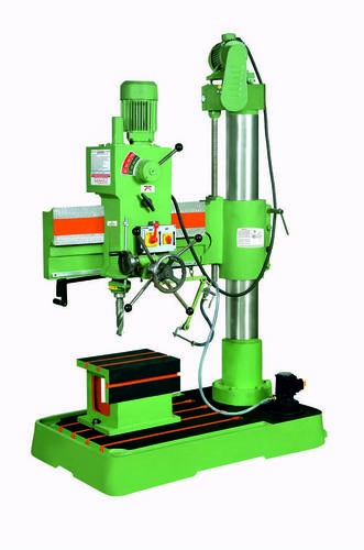 40mm Semi All Gear Radial Drill Machine