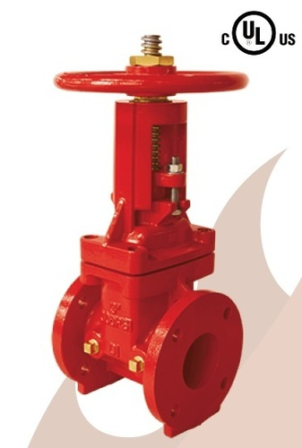 Ul Fire Protection Os And Y Gate Valve