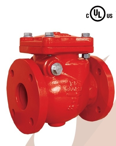 Ul Fire Protection Swing Check Valve