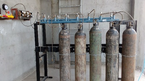 Commercial Use Gas Manifold System
