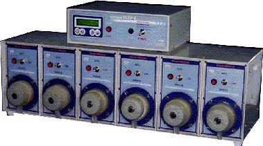 Multi Head Peristaltic Pump