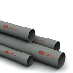 Hollow Round Pvc Pipes