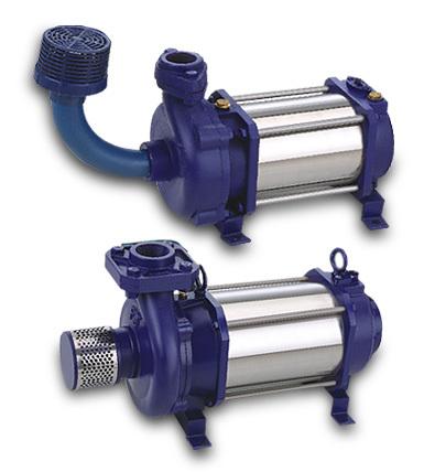 Horizontal Big Pumps