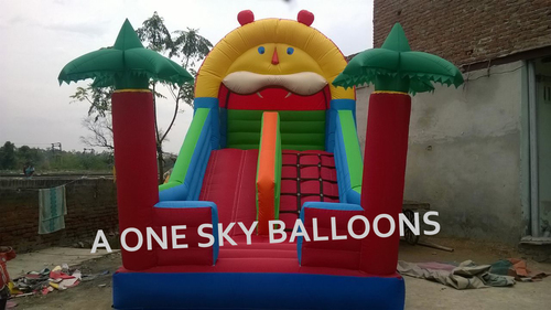 Inflatable Jumping Bounce For Kids