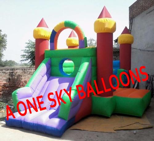 Kids jumping Bounce