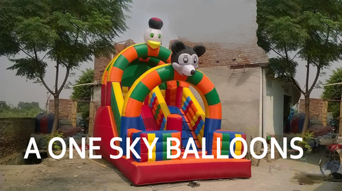 Micky Mouse Inflatable Bounce