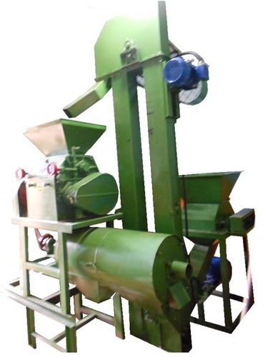 Milling And Sifting Machine