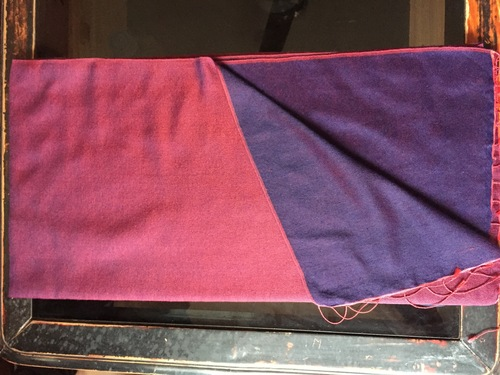 Two Tone Water Shawls