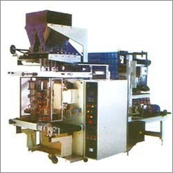Reliable Multi Track Pouch Packaging Machine