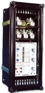 Static Type Motor Protection relay