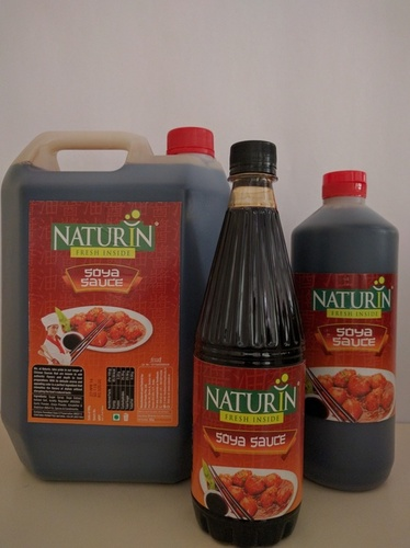Packaged Soya Sauce in  80-Sector