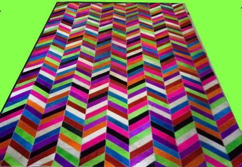 Colorefull Leather Carpet