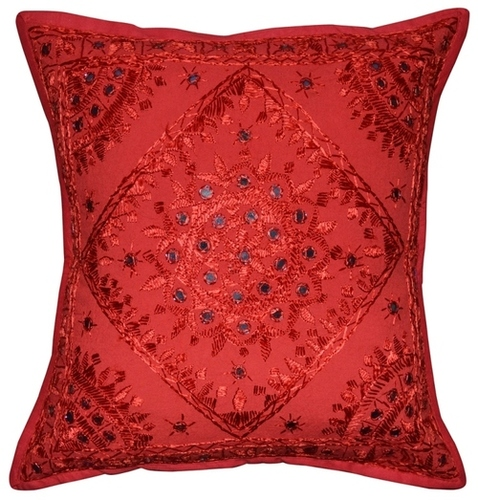 100% Cotton Exclusive Cushion Cover