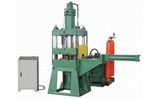 Rotor Dies Casting Machines