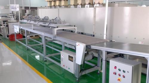 SS Mesh Belt Conveyor